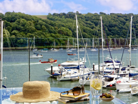 Dart Marina, Dartmouth, Devon