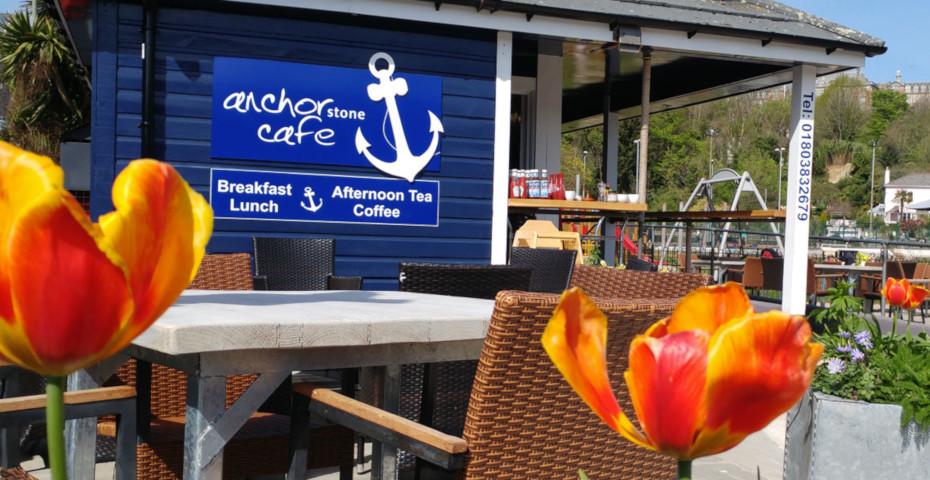 Dartmouth Cafes Anchorstone