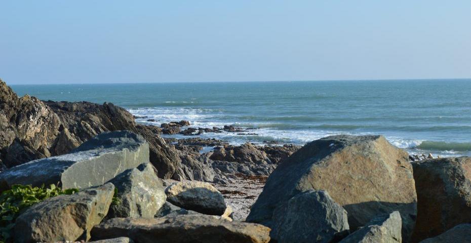 secret Devon beaches - Lannacombe