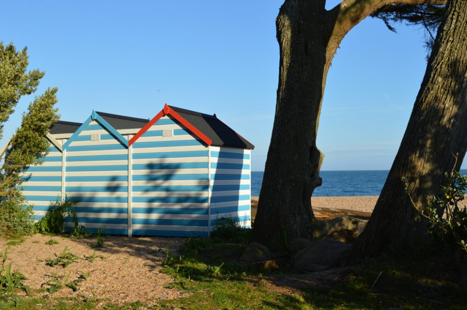 Beach Houses at Blackpool Sands