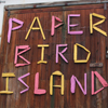 Paper Bird Island in Salcombe