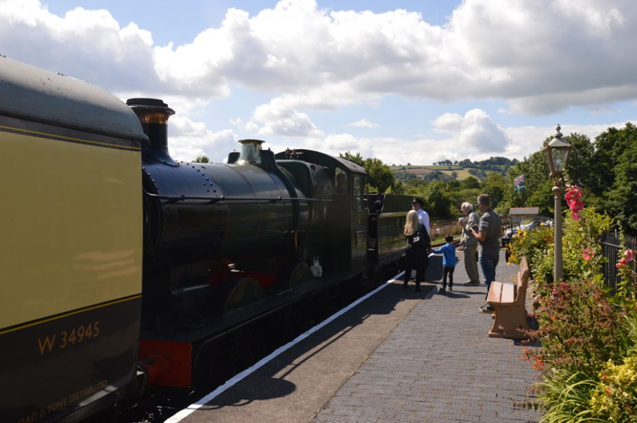 The South Devon Railway and Dartmouth Steam Railway are great reasons to visit South Devon.