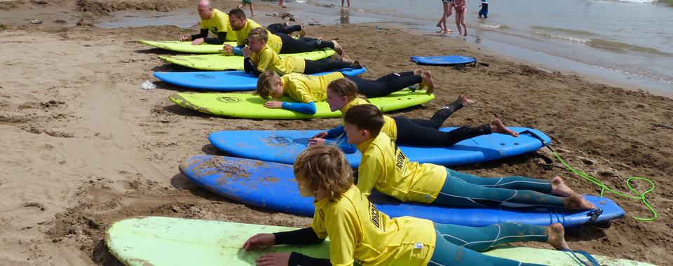 Surf South Devon 3