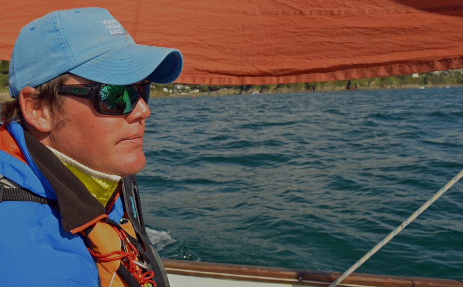 Ross Crook from Salcombe Dinghy Sailing