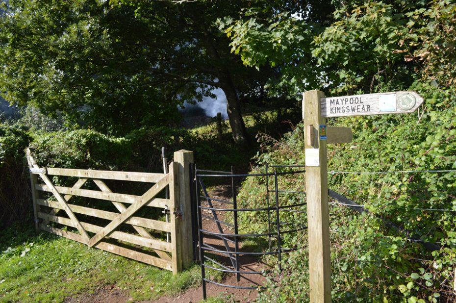 Towards Greenway House