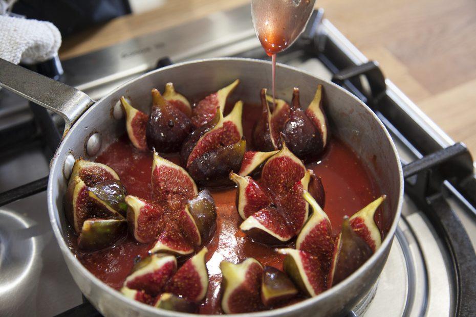 Breakfast figs by Riverford