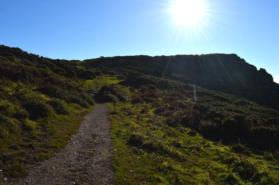 Follow the trail towards Starehole Bay