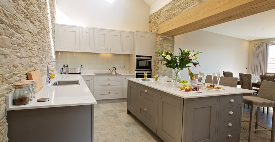 Hillfield Farmhouse Is A Stunning Detached Holiday Home Just A Few Miles  From The Historic Harbour Town Of Dartmouth. South Devon Based Interior  Designer ...