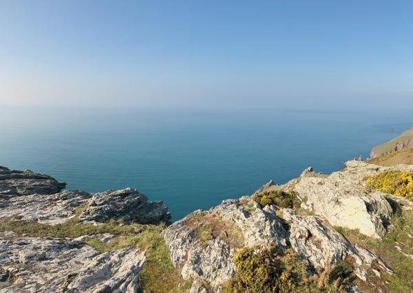 Malborough to Bolberry coastal walk views