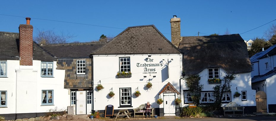 The Tradesmans Arms