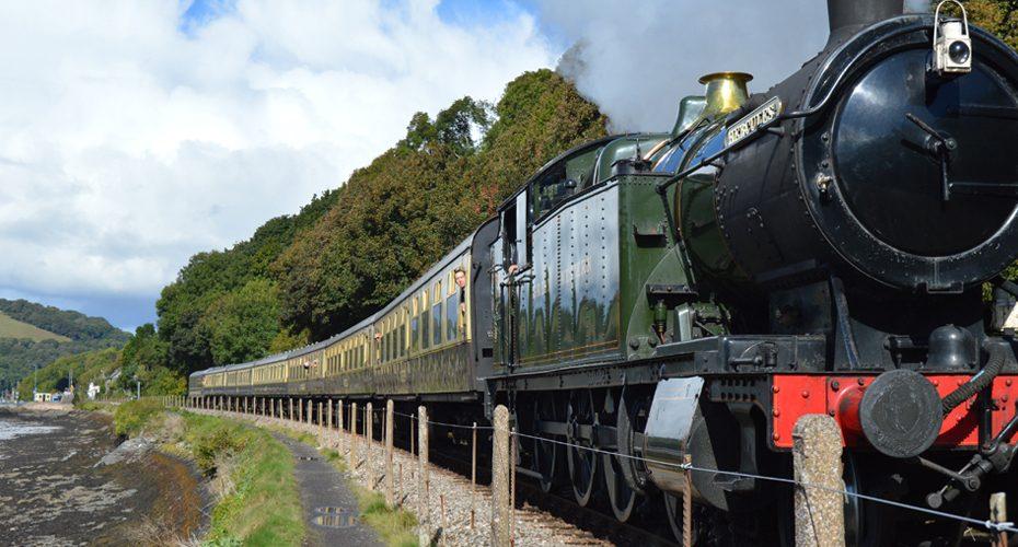 4. Railway line