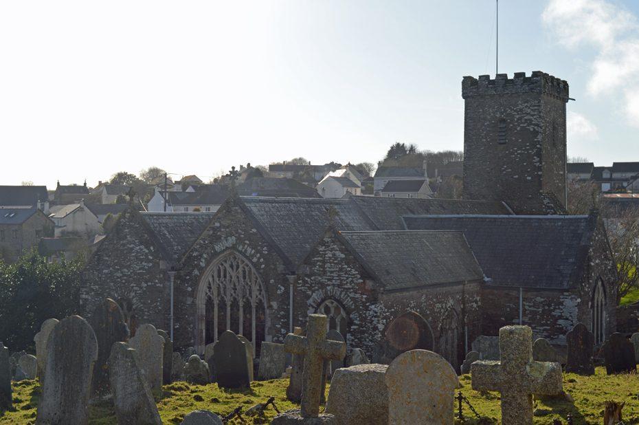 Loddiswell Church