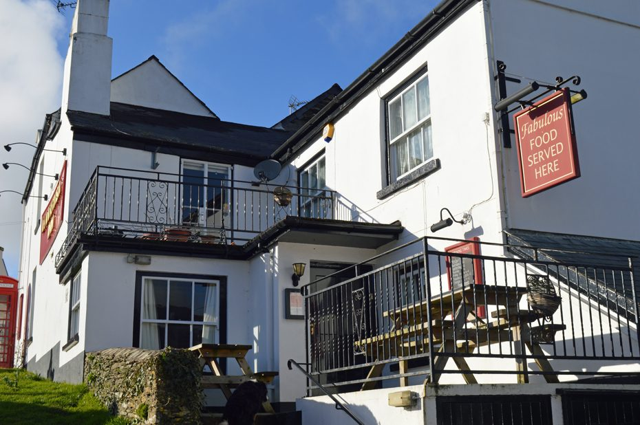 The Loddiswell Inn