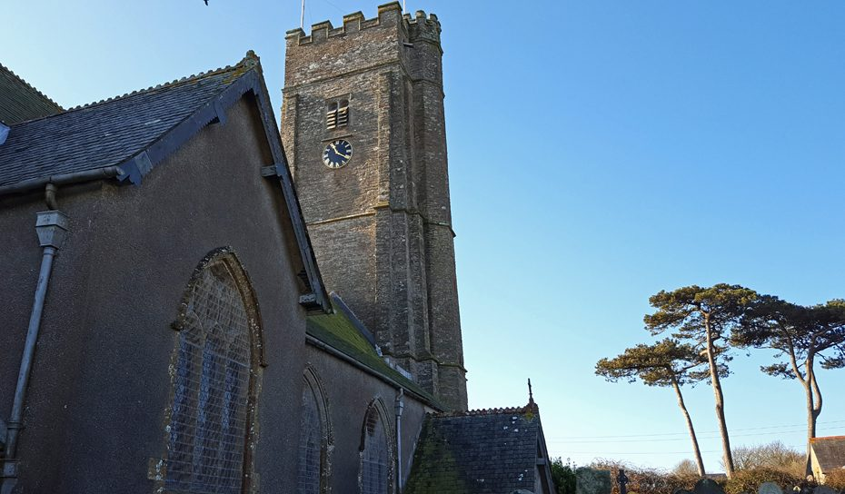 Stoke Fleming Church