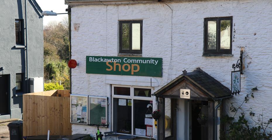 Blackawton Shop