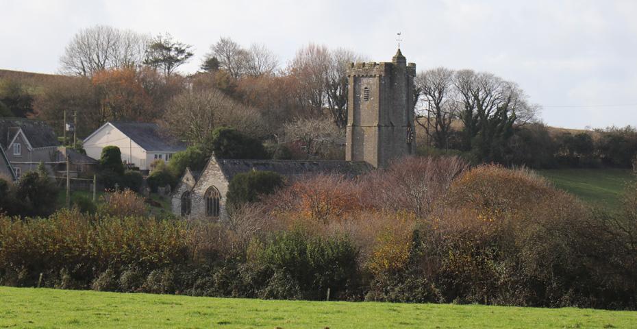 East Allington church