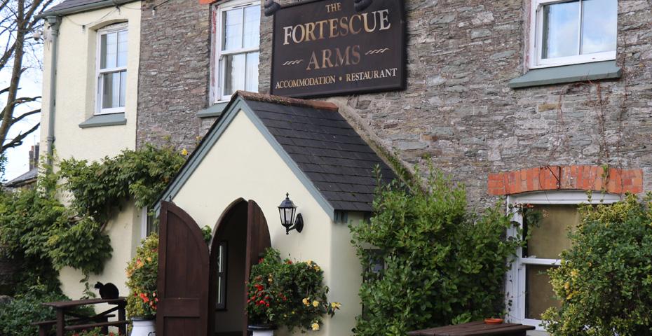 East Allington - The Fortescue Arms