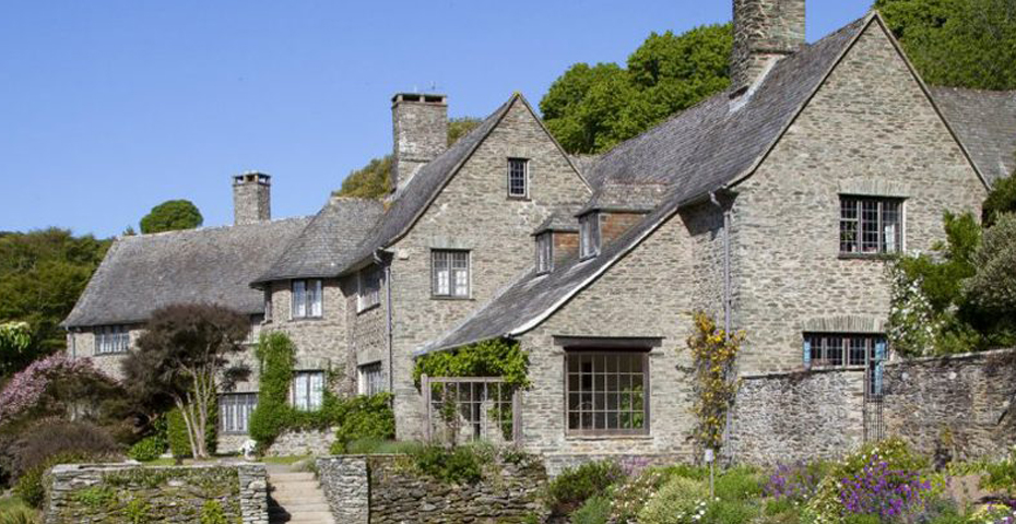 National Trust properties in south Devon - Coleton Fishacre