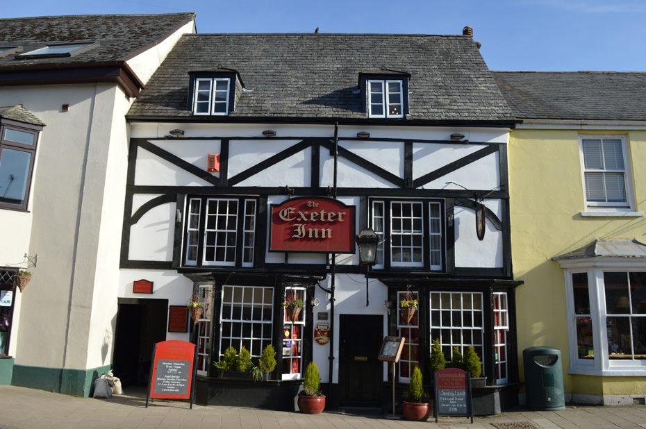 The Exeter Inn on Church Street
