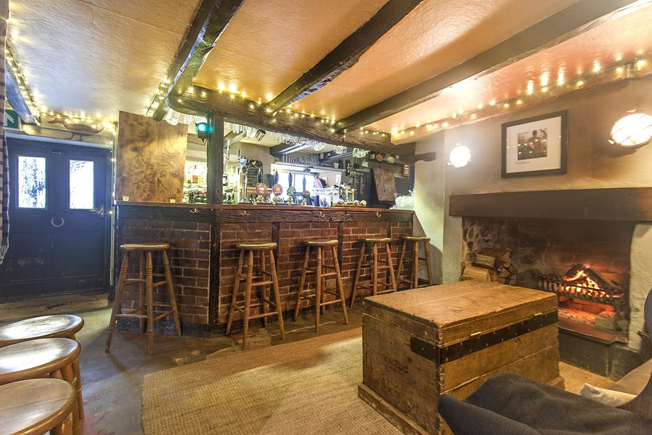 The Millbrook Inn in South Pool, serving some of the best pub food in South Devon