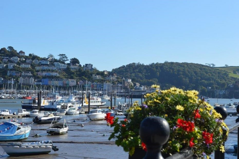 Dartmouth in bloom