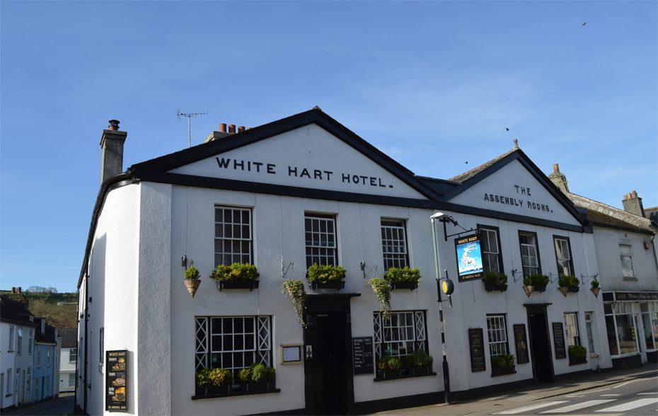 The White Hart (Modbury, South Devon)