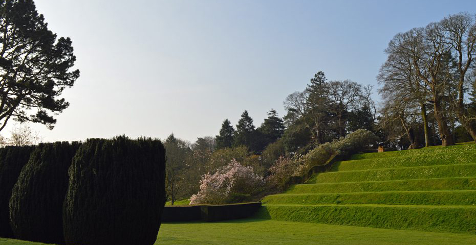 Dartington - Dartington Hall Gardens