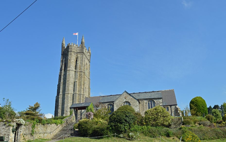 The Church of St Nicholas and St Cyriac