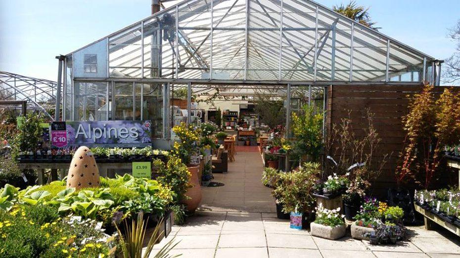 Garden Time near Dartmouth, courtesy of Garden Time