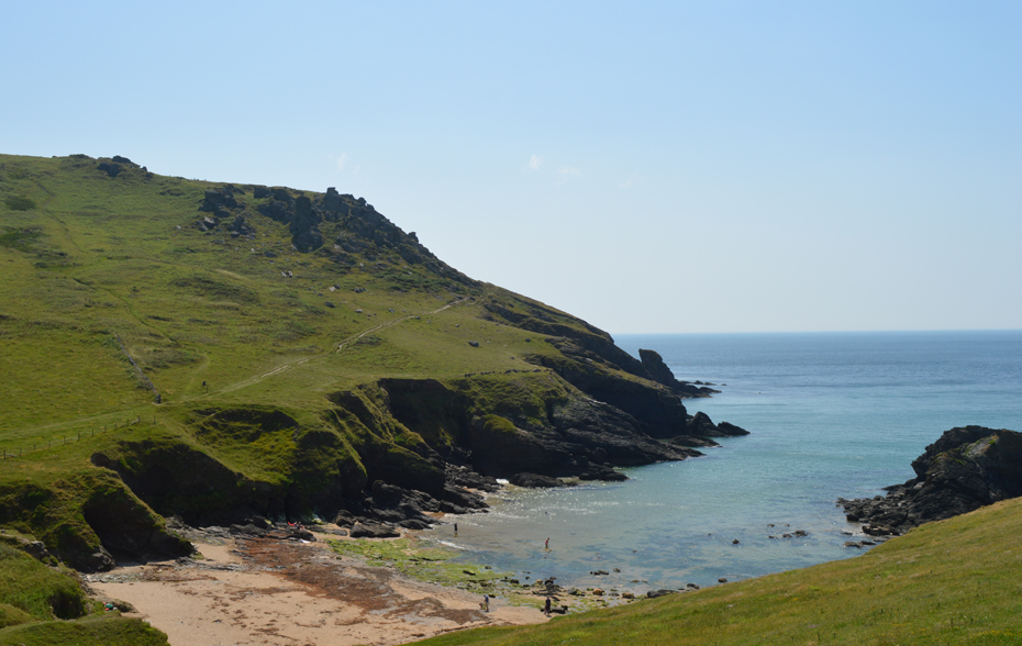 Soar Mill Cove Self Catering Dog Friendly