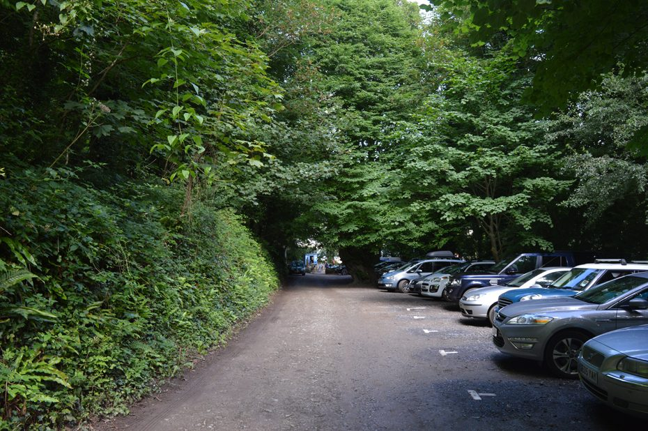 Mill Bay Car Park
