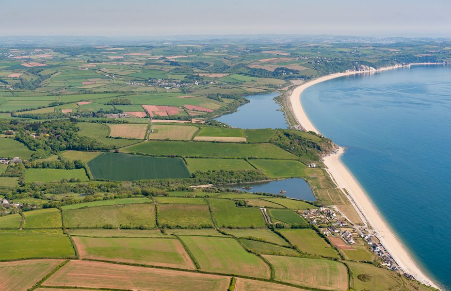 Slapton Sands was chosen for Exercise Tiger