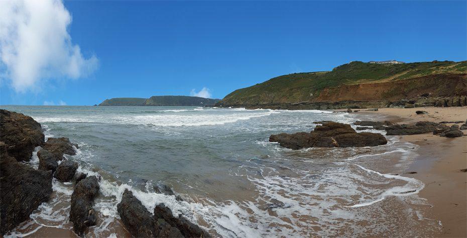 Gara Rock Beach, also known as Seacombe Sands