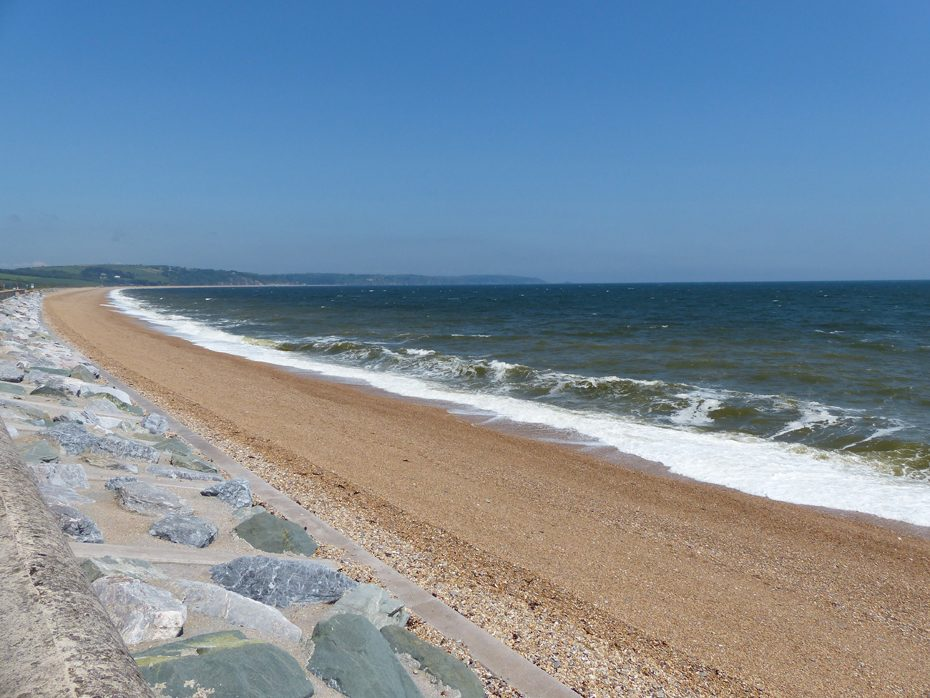Slapton Sands at Torcross