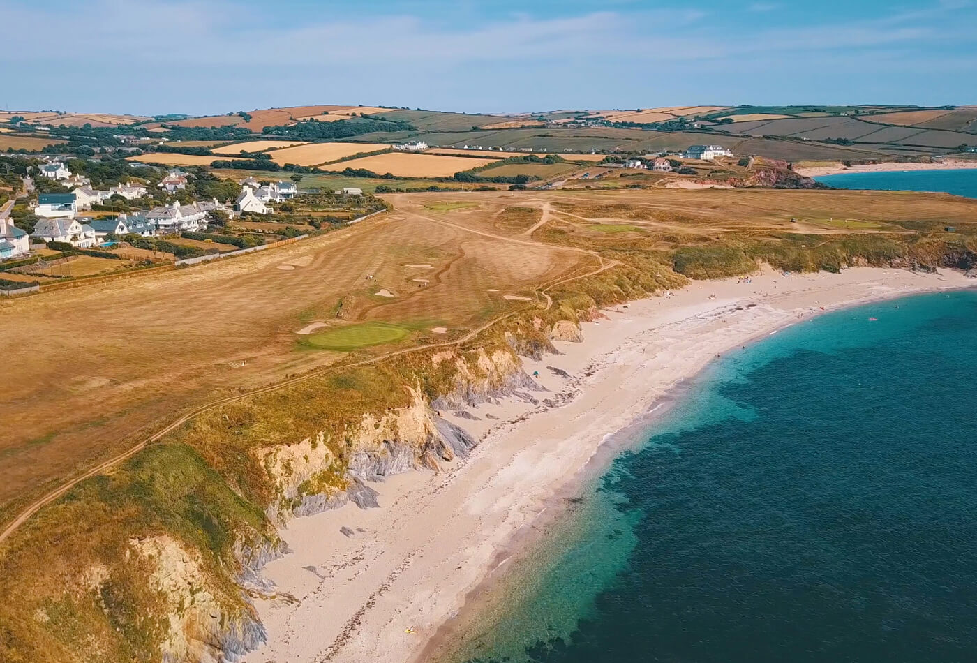 3 Great Golf Courses In South Devon Coast Country Cottages