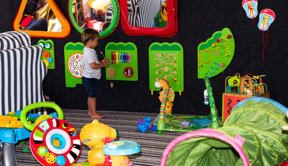 KIdz & Co - a soft play centre in Salcombe