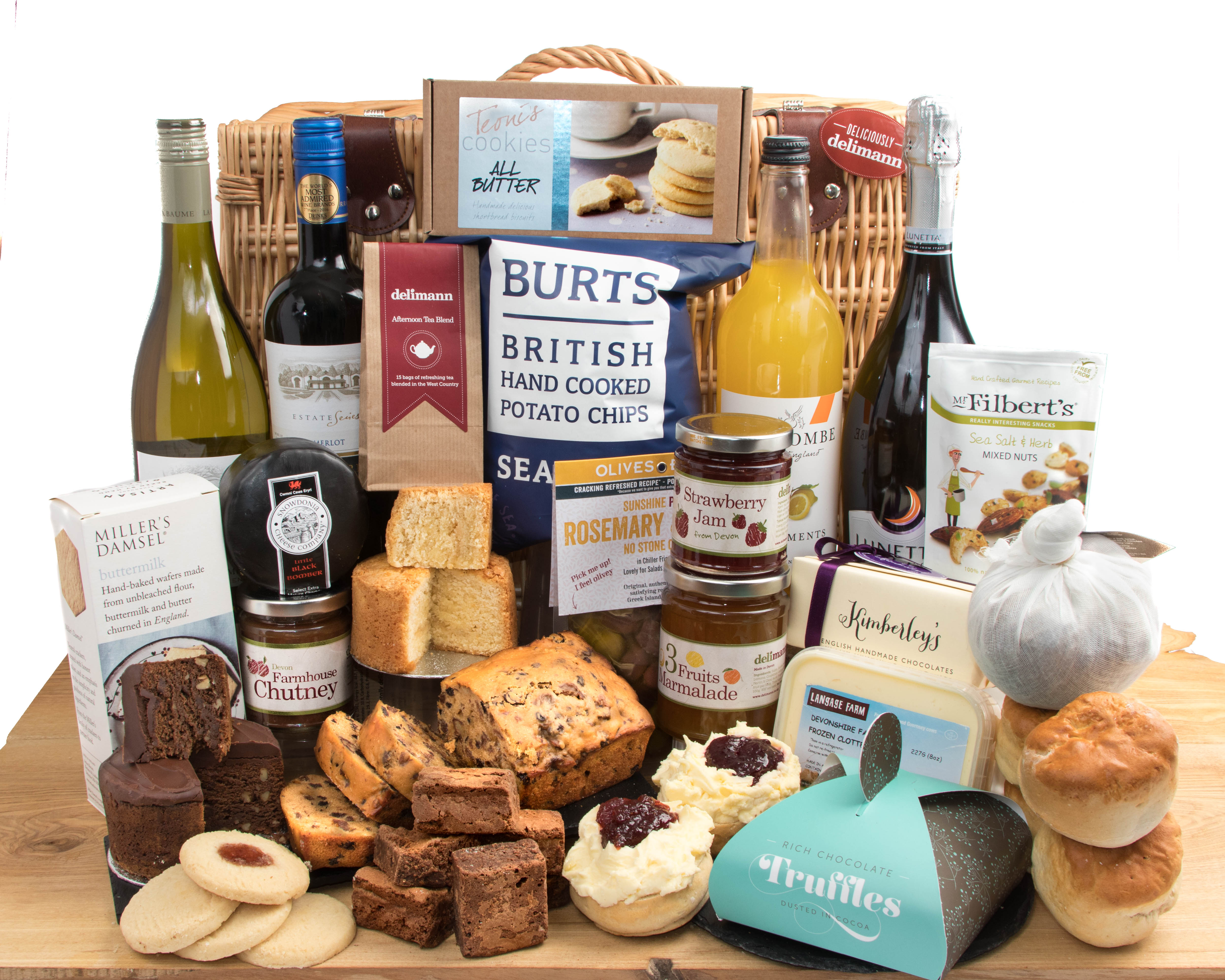 view 2018 hamper competition