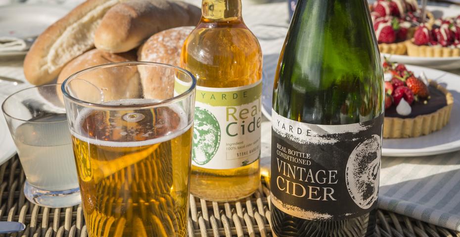 Yarde Cider