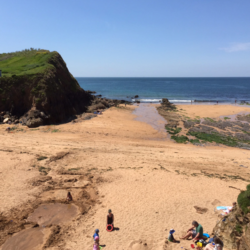 Mouthwell Sands Hope Cove Coast Amp Country Cottages