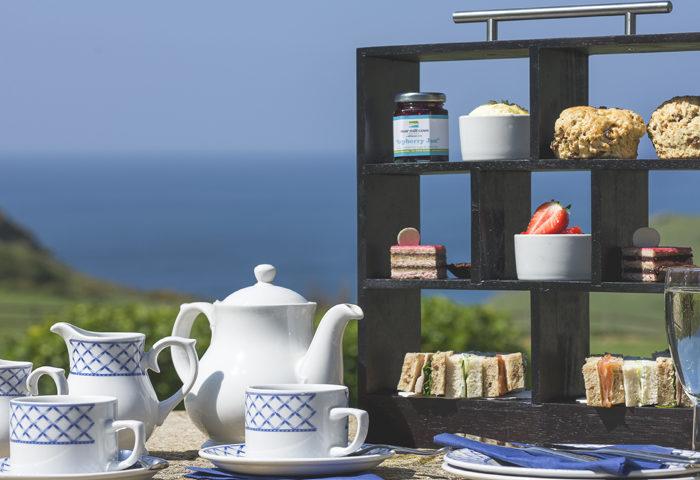Soar Mill Cove Luxury Afternoon Tea, South Devon