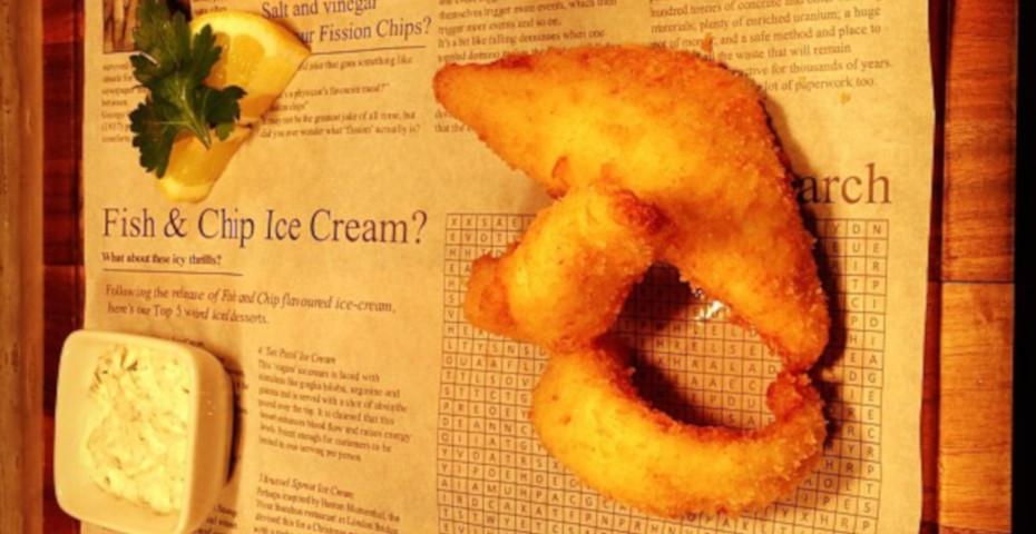 best fish and chips in devon