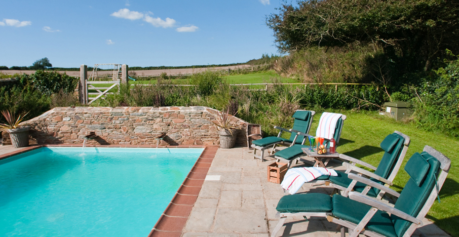 Superb Holiday Cottages With A Swimming Pool In South Devon Coast Beutiful Home Inspiration Truamahrainfo