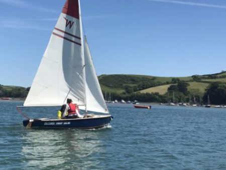 The Salcombe yawl: Q&A with Scratch Hitchen | Coast