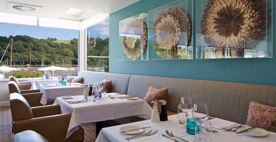 River Restaurant at Dart Marina: restaurants in Dartmouth