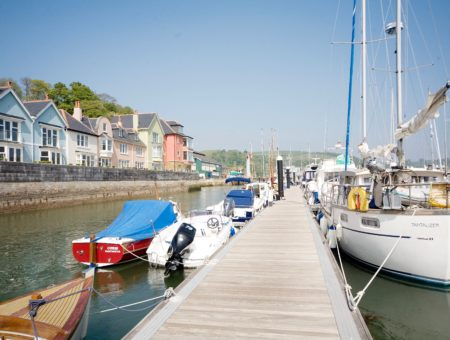 Where to buy a second home - Dart Marina