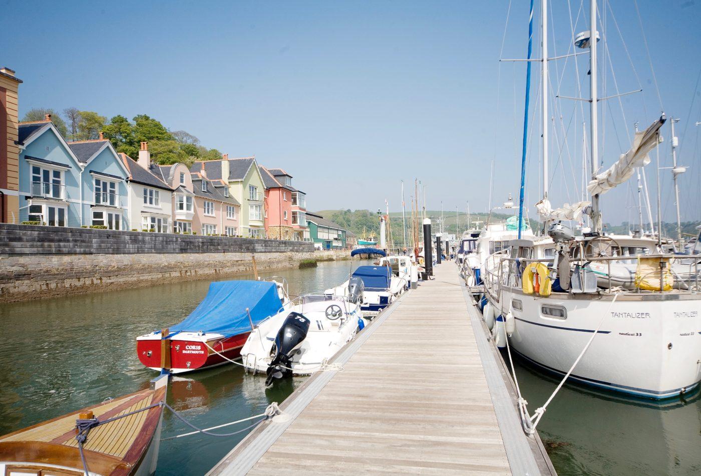 Where to buy a second home - Dart Marina