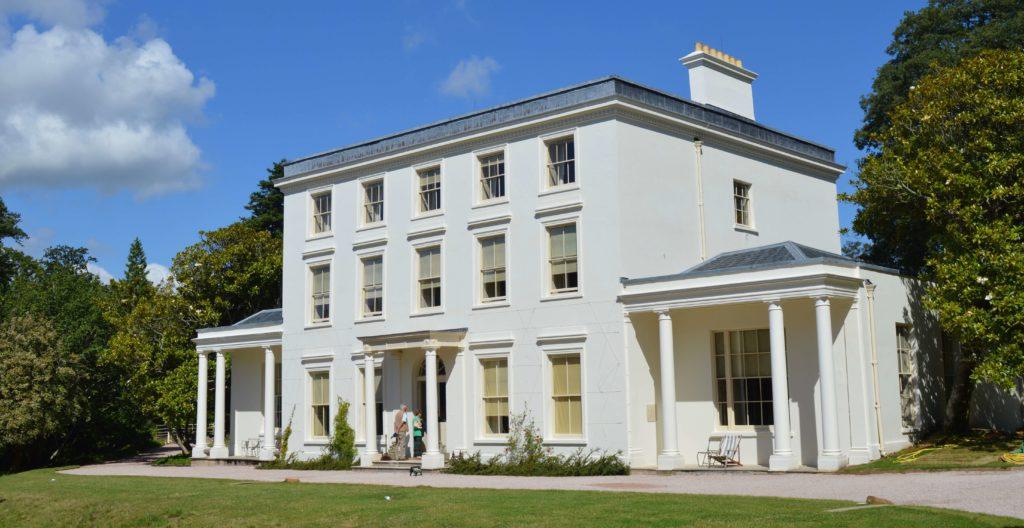 Greenway House, Churston