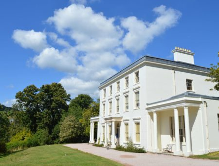 Greenway House, Churston