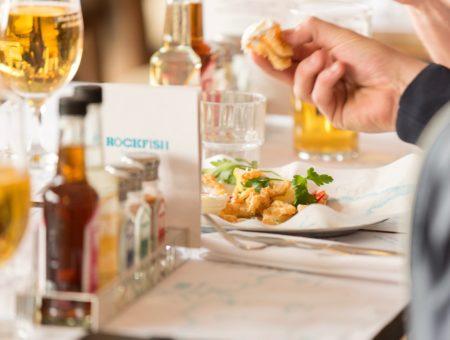 Restaurants in Brixham - Rockfish