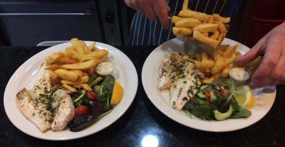 Restaurants in Brixham - Simply Fish